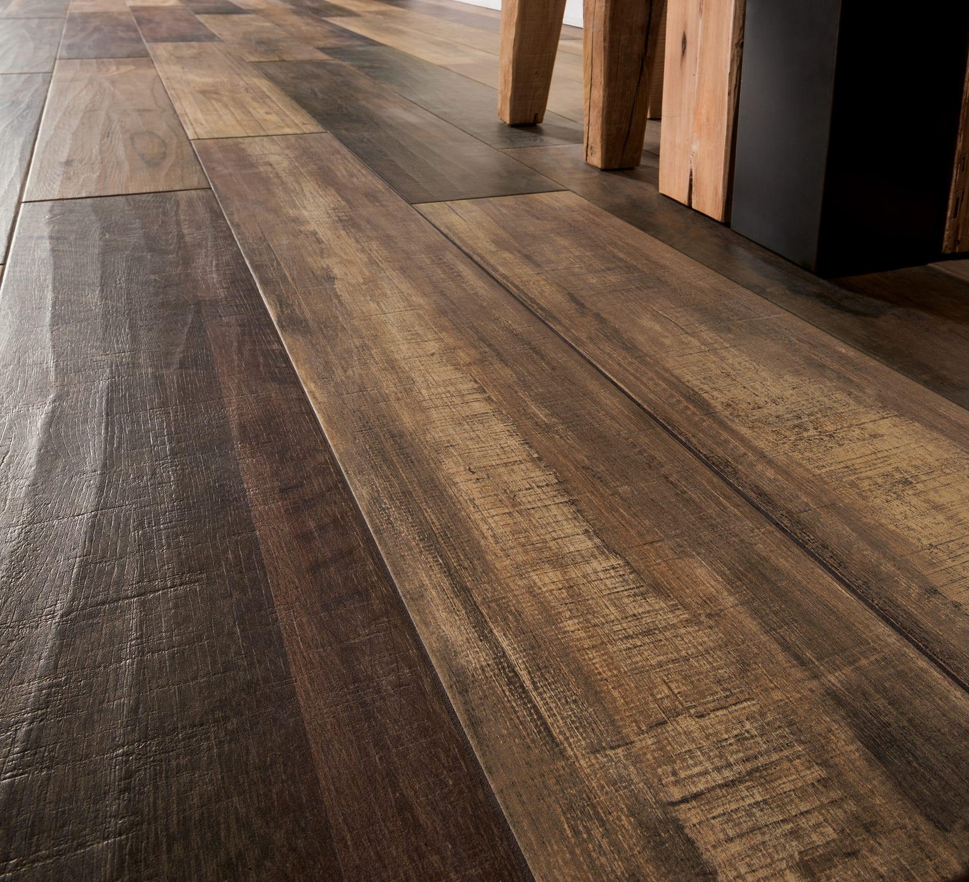 Wood Look Tiles In Interior Design Ceramica Info