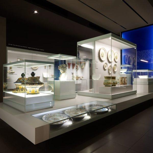 Das Museum der Marca Corona - ceramica.info