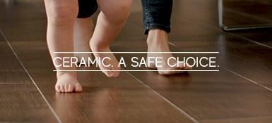 La ceramica. Una scelta sicura