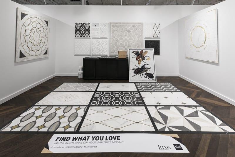 CIOT showroom in Atlanta