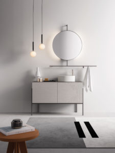 Mobile da bagno Industrial Collection di Ardeco
