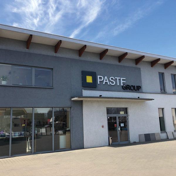 Paste Group Showroom in Poznan