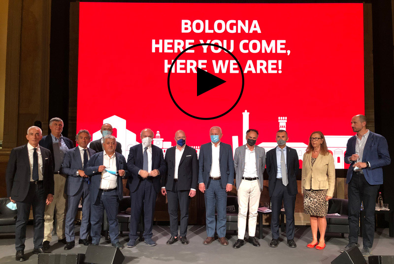 Bologna together with Cersaie