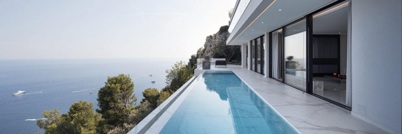 Villa Blue Coast - Laminam