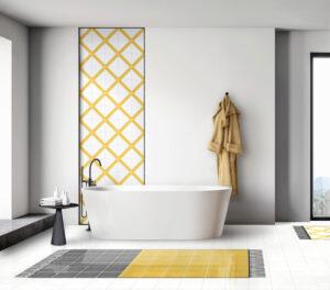 Carpet Collection by Ceramica di Vietri Francesco de Maio